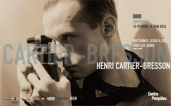 Affiche-Expo-Cartier-Bresson-Pompidou