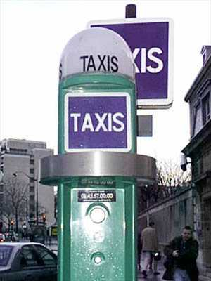 borne_taxi