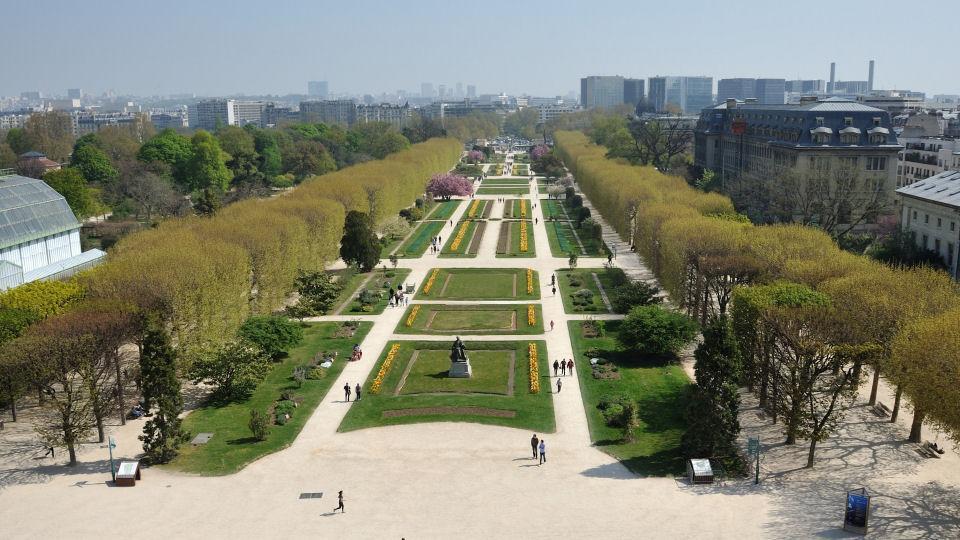 Onde correr em paris expresso paris for Jardin de plante