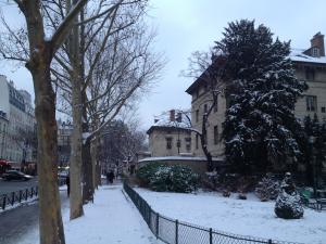 Temperatura em Paris