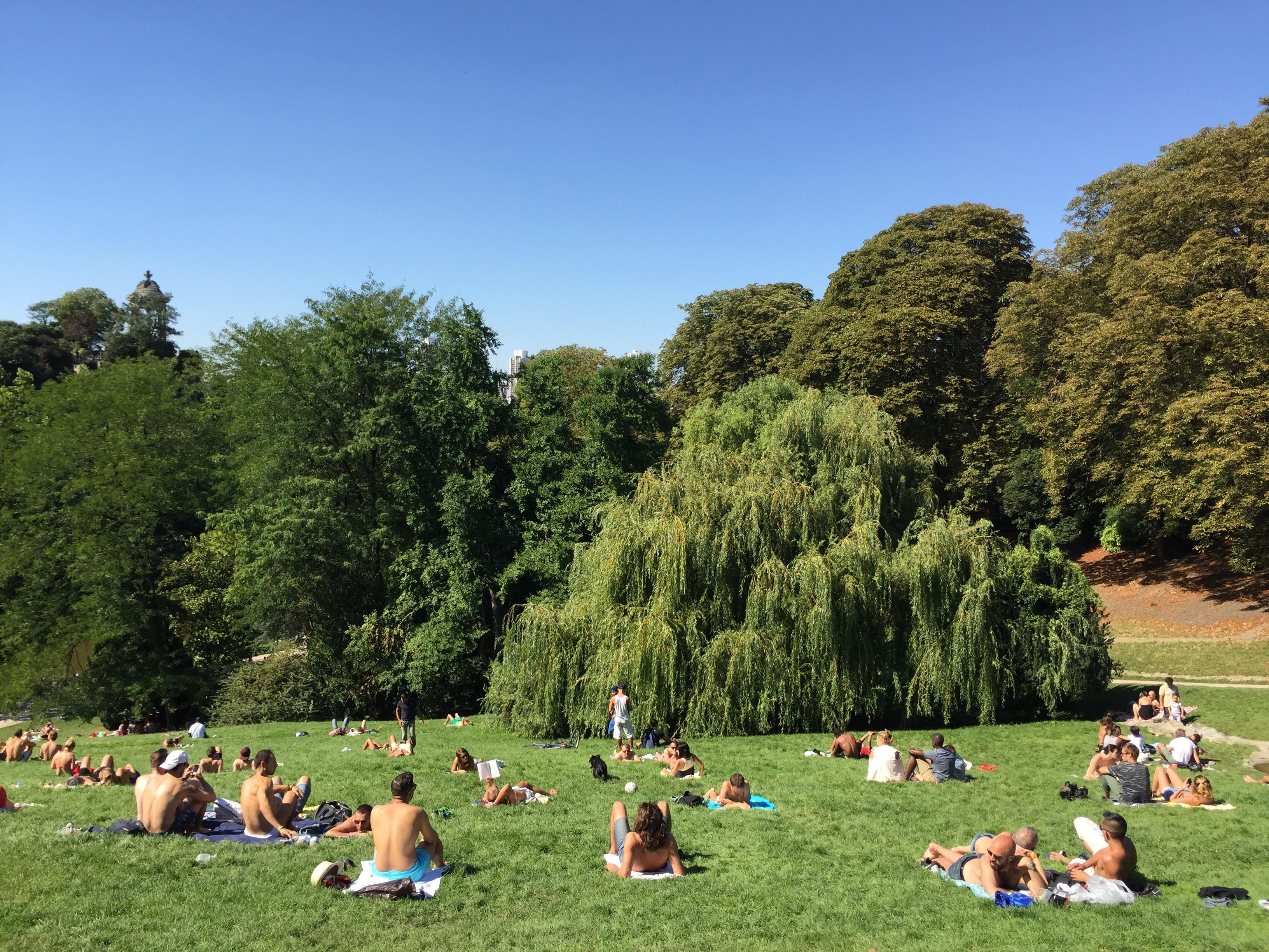 lista completa dos jardins e parques de paris expresso paris
