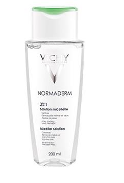 solução micelar Vichy