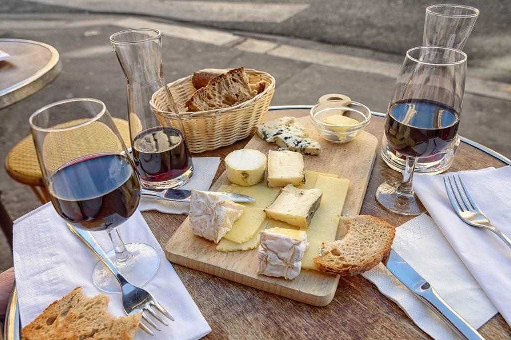 Os melhores vinhos franceses